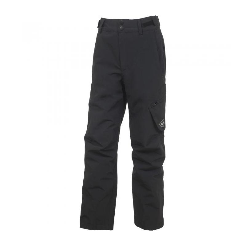 375505e38 Rossignol BOY SKI PANT black - Speck-Sports