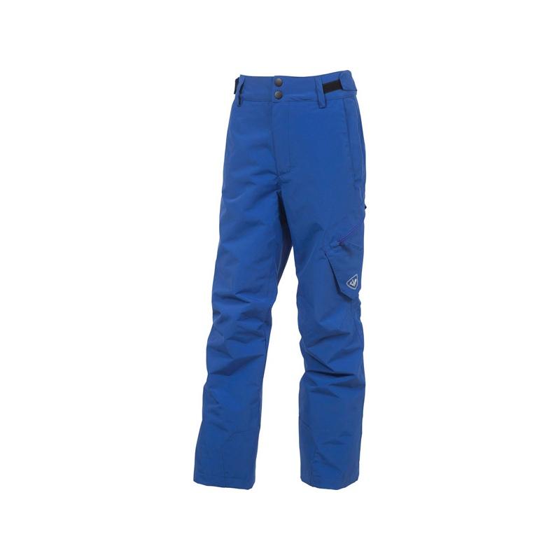 4496ef2e3 Rossignol BOY SKI PANT blue - Speck-Sports