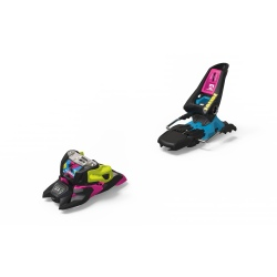 Marker SQUIRE 11 ID Black/pink/blue