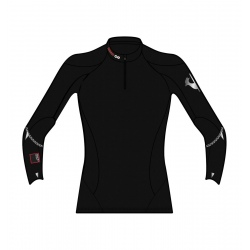Rossignol W INFINI COMPRESSION RACE TOP noir