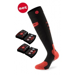 Lenz Set de chaussettes chauffantes 5.0 et pack lithium rcb 1200