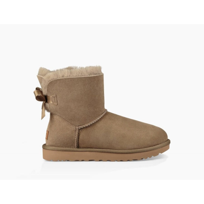 226c59f59 Ugg MINI BAILEY BOW II antilope - Speck-Sports