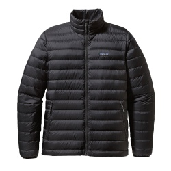 Patagonia M'S DOWN SWEATER noir