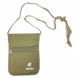 Deuter SECURITY WALLET II beige