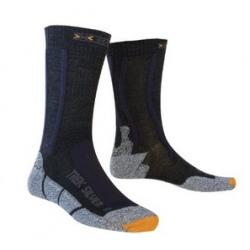 X-Socks TREKKING SILVER noir/anthracite