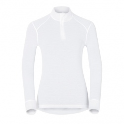 Odlo T-SHIRT ML 1/2 ACTIVE WARM ORIGINALS blanc