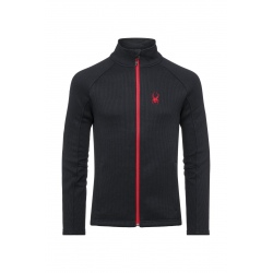 Spyder CONSTANT TAILORED JACKET noir/rouge