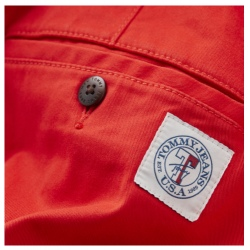 Tommy Hilfiger TJM ESSENTIAL CHINO rouge
