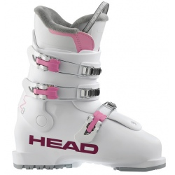 Head Z 3 blanc/rose