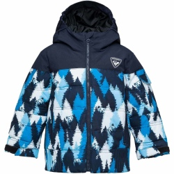 Rossignol KID FLOCON JACKET bleu