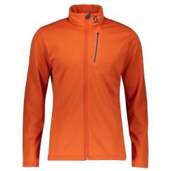 Scott Jacket Defined Tech tangerine orange