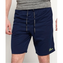 Superdry ACTIVE RELAXED SHORT marine