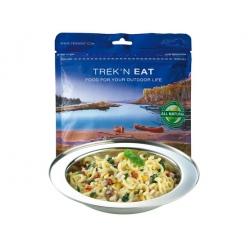 Trek 'n Eat Poulet à la crème, pâtes et épinards - 150g / 641 kcal