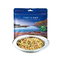 Trek 'n Eat Pâtes au pesto de saumon - 160g / 645 kcal