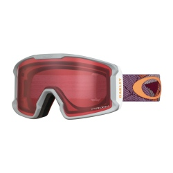 Oakley Line Miner™ XM Snow Goggle - Port Sharkskin - Prizm Rose