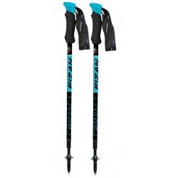 Fizan Bâtons de randonnée Compact Blue