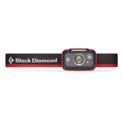 Black Diamond SPOT 325 HEADLAMP noir