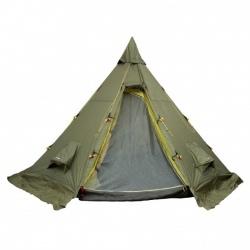 Tente intérieure + tapis de sol Helsport VARANGER 8-10