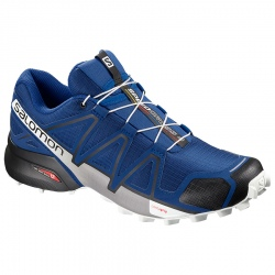 Salomon SPEEDCROSS 4 maz blue/black/white