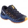 Salomon XA PRO 3D J medieval B/Maz blue/Tange