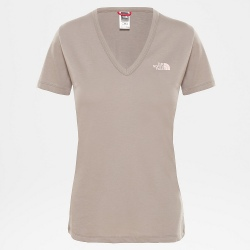TheNorthFace SIMPLE DOM silt grey