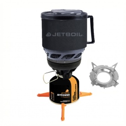 Jetboil MINIMO (+ pot support) carbon
