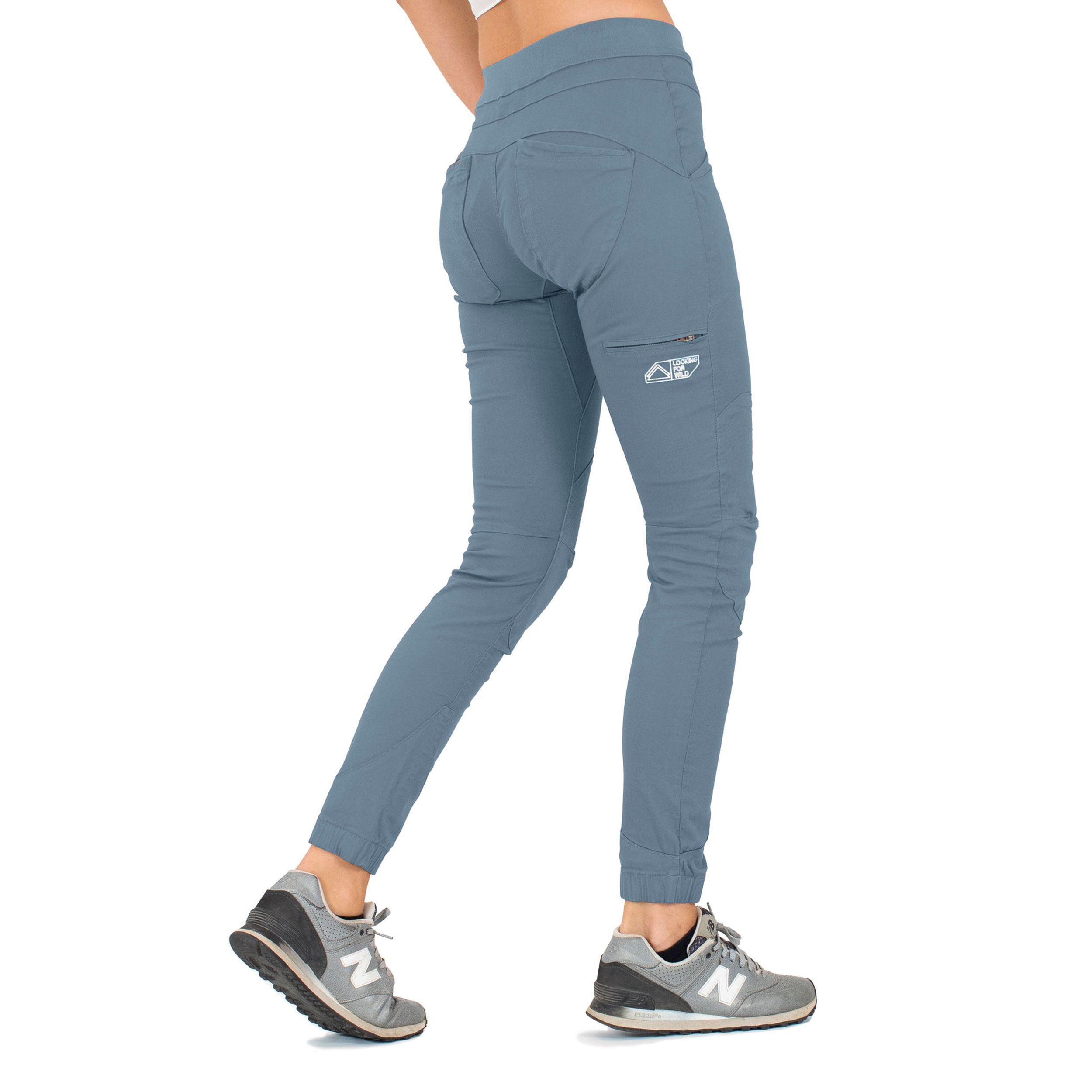 Citadel Looking Sports For Wild Pantalon Speck Blue D'escalade Femme PXZlwOkTiu