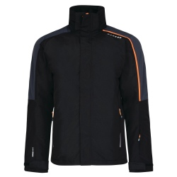 Dare2b ALIGNED JACKET Black/Ebony