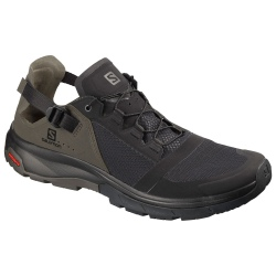 Salomon SHOES TECHAMPHIBIAN 4 Bk/Beluga/Castor G