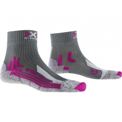 Sidas TREK OUTDOOR LOW W anthracite/fushia