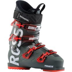 Rossignol TRACK RENTAL noir/rouge