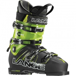 Lange XC RTL black/green