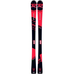 Rossignol HERO ATHLETE MULTIEVENT + NX JR 7 LIFTER B73 BLK/ICON