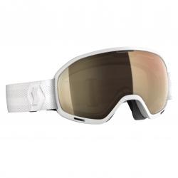 SCOTT UNLIMITED II OTG White / light sensitive bronze chrome