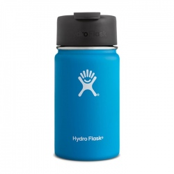 Hydro Flask 12 oz Wide Mouth with Flip Lid pacific