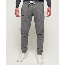Superdry ORANGE LABEL CLASSIC JOGGER hammer grey