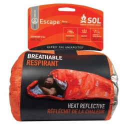 Sol Escape Bivy Green