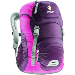 Deuter Junior Aubergine Magenta