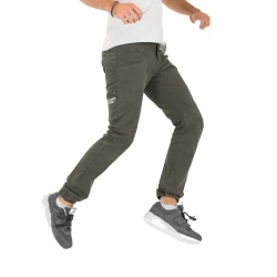 Looking for wild PANTALON D'ESCALADE HOMME green vine