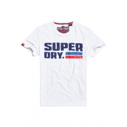 Superdry NYC TEE optic