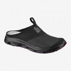 Salomon RX SLIDE 4.0 W Black/Black/Potent purple