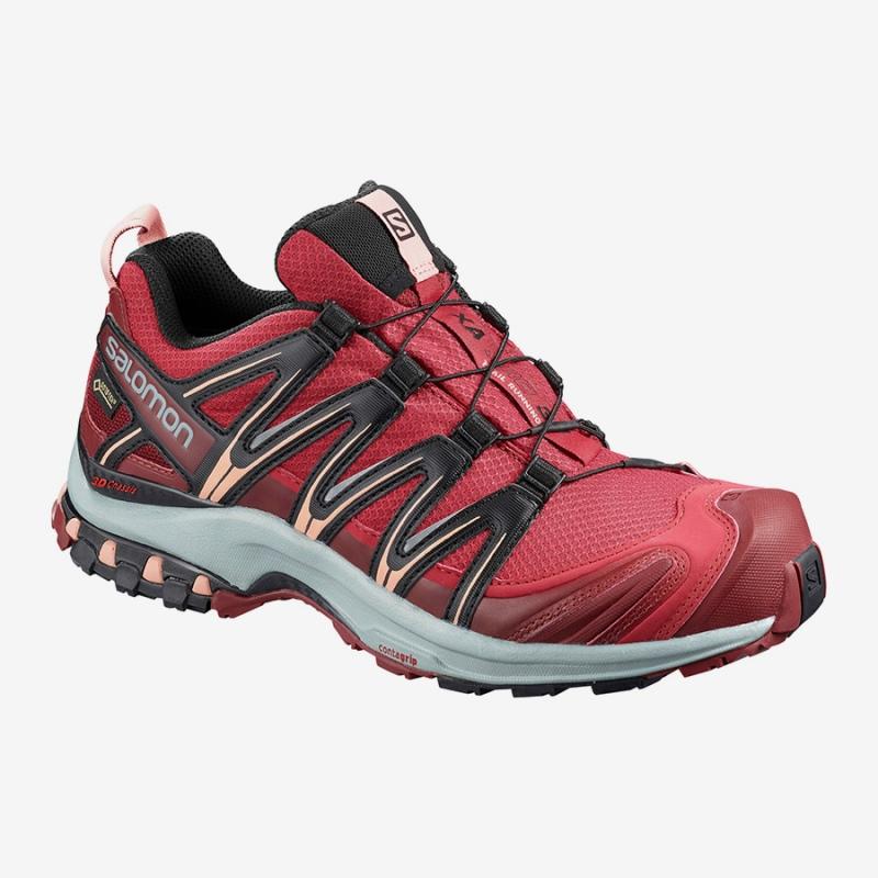 Salomon XA Pro 3D Damen Laufschuhe Trailrunning 2019 schwarz