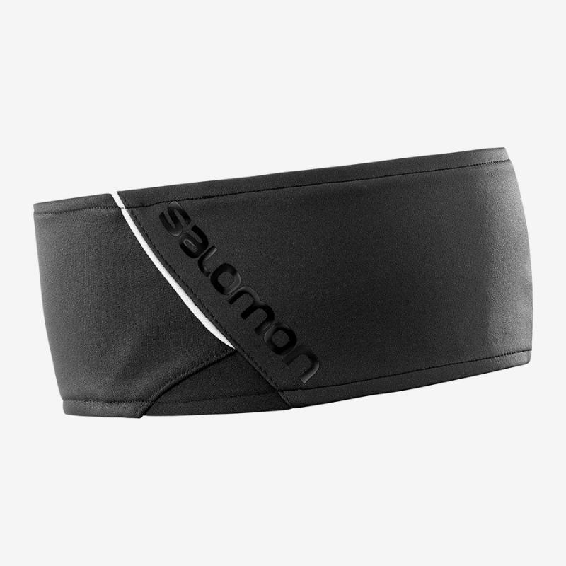Salomon RS HEADBAND black/black/shiny black