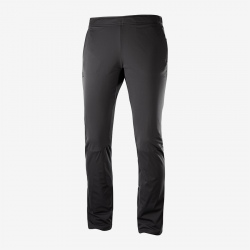 Salomon AGILE WARM PANT W black