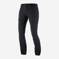 Salomon WAYFARER TAPERED PANT W Black