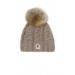 Parajumpers CABLE HAT rope melange
