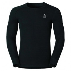 Odlo T-SHIRT ML ACTIVE WARM ORIGINALS black