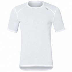 Odlo T-SHIRT ML ACTIVE WARM ORIGINALS white