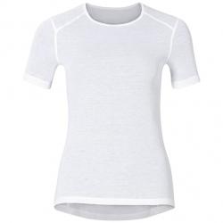 Odlo T-SHIRT MC ACTIVE WARM white