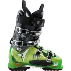 Atomic Tracker 110 Black Trans/ Green